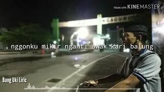 Gambar cover Lirik Lagu Keliwat Sayang by Baref KDI