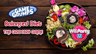 Balance Diet - Wii Party U - The Grocery Game