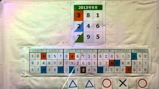木村伯龍の九星占い.