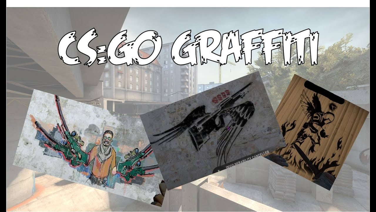 Csgo Graffiti The Meaning Pro Plays