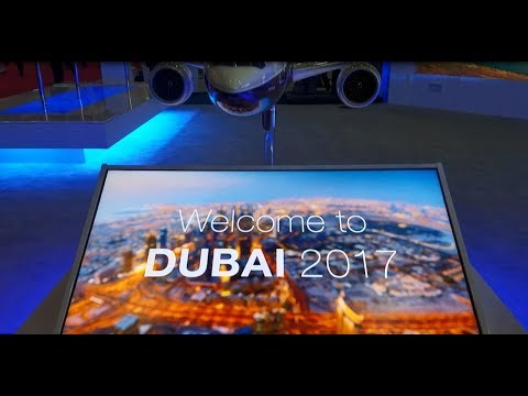Boeing's highlights from the 2017 Dubai Airshow