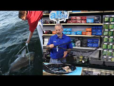 How To Choose A Landing Net For Fishing