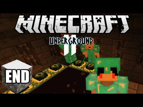 Minecraft Indonesia - Underground 2 : TAMAT! (29)