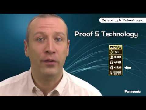 Panasonic microP2 Technology English