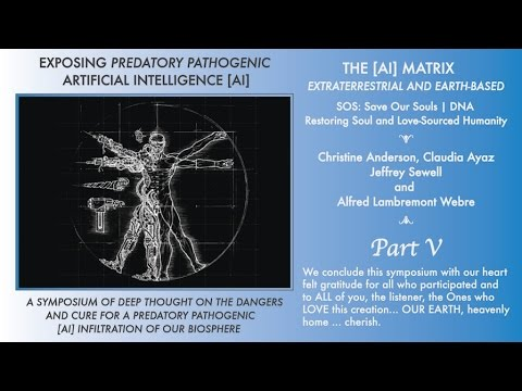 Part V: EXPOSING PREDATORY PATHOGENIC AI ~ Restoring Love-sourced Humanity