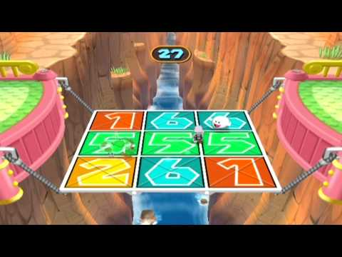 Mario Party 7 - All Mini-Games