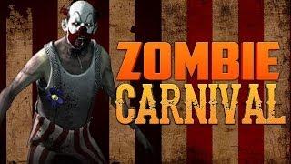 ZOMBIE CARNIVAL ★ Left 4 Dead 2 (L4D2 Zombie Games)