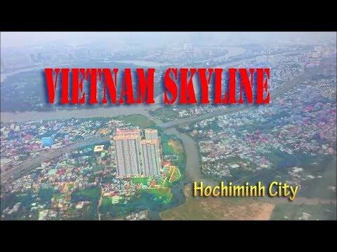 Vietnam skyline ,hochiminh city | Vietnam skyscraper | Vietnam skyline | Vietnam south to north
