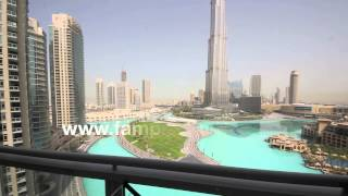 Downtown Dubai, The Residences  - 3 Bedroom for sale