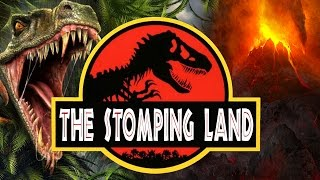 CRAZY VOLCANO FUN TIME ★ The Stomping Land