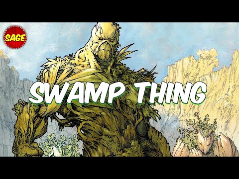 Who is DC Comics Swamp Thing? More POWERFUL than you think!