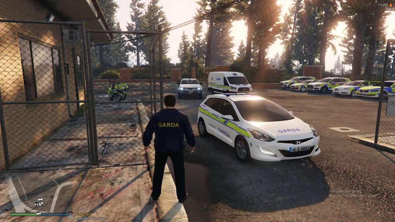 Virtual Gardaí - Irish gamers declare an emergency
