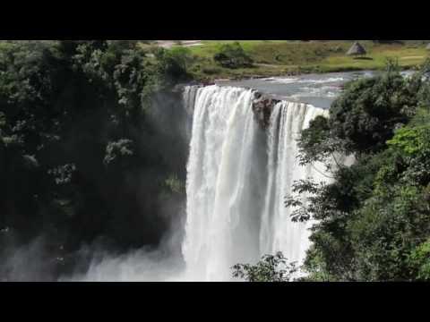 Kama Meru Beautiful WaterFall
