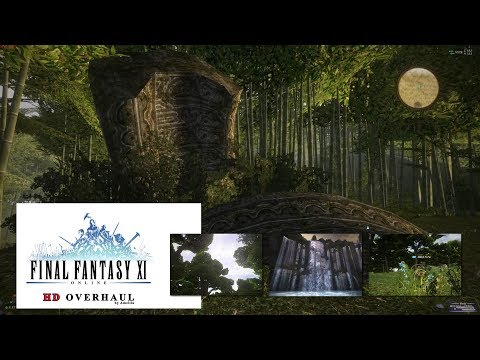 FFXI - Reisenjima - HD Overhaul (Amelila) : ffxi