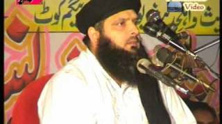 Wiladat e Mustafa (saw) part 1 of 7 by maulana Yousaf pesrory