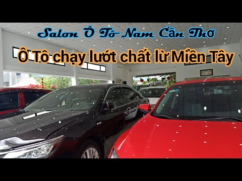 Giá xe ô tô cũ chạy lướt tại Salon ô tô Nam Cần Thơ ,đẳng cấp xe chạy lướt - Hà Huy Auto