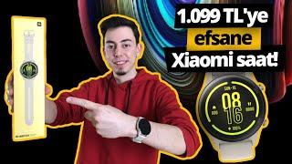 1.099 TL'lik akıllı saat Xiaomi Mi Watch elimizde!
