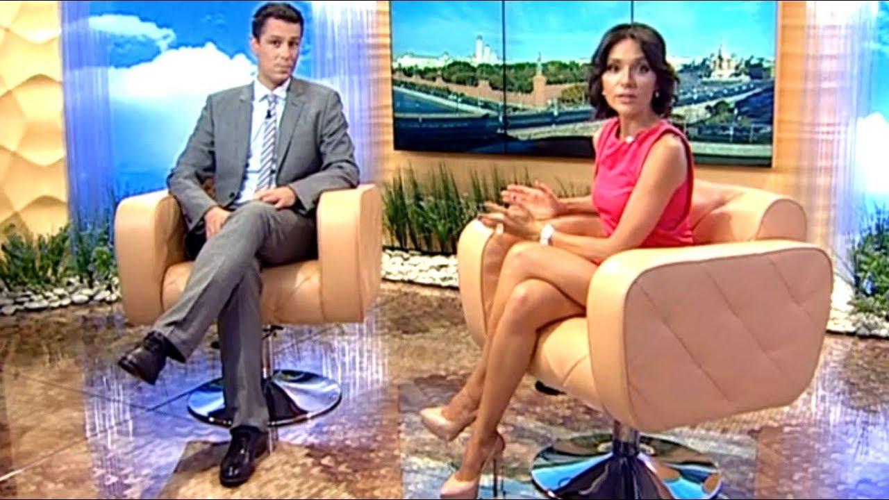 Порно фото и видео знаменитых телеведущих девушек под юбкой 5
