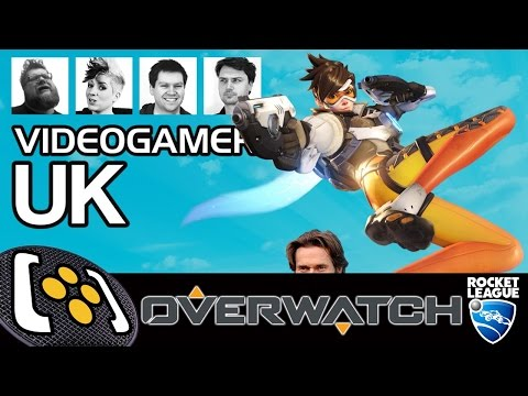 Overwatch, Rocket League, E3 2016, No Man's Sky, Watch Dogs 2 - VideoGamer UK Podcast