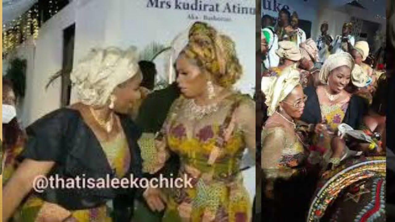 Download TVC Morayo Afolabi-Brown Mum's Finally Laid To Rest||Oluwo of Iwo, Okoyas &Dignitaries In Attendance