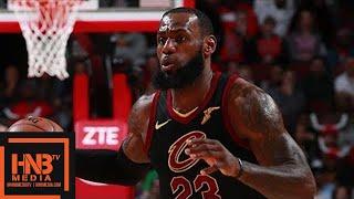 Cleveland Cavaliers vs Chicago Bulls Full Game Highlights / March 17 / 2017-18 NBA Season thumbnail