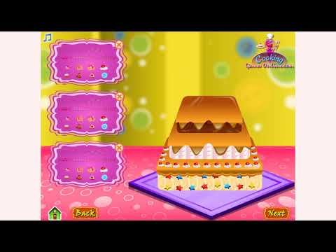 how-to-play-wedding-cake-decoration-game-|-free-online-games-|-mantigames.com