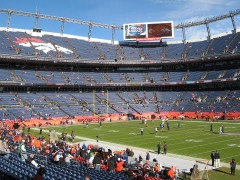 Denver Broncos vs Chiefs @ Mile High 2012