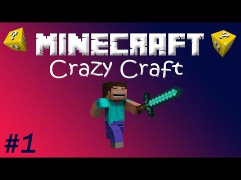 Full download minecraft crazy craft episode 1 w scirisk for Crazy craft free download