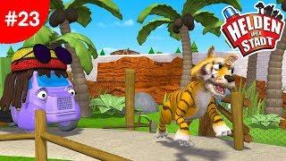 Die Helden der Stadt - EP23 Der Tiger ist los