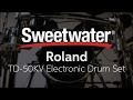 Download Roland TD-50KV Electronic Drum Set Review MP3 song and Music Video
