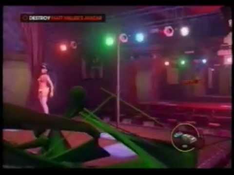 Saint row 2 strip club