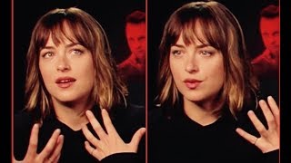 DAKOTA JOHNSON and other actors explaining why they LOVE Johnny Depp! (Black Mass)