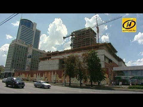 Торговый комплекс «Galleria Минск»: отель Hilton, более 200 магазинов, кафе и ресторанов