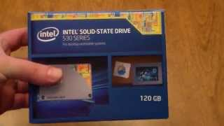 Intel SSD 530 Series Reseller Edition