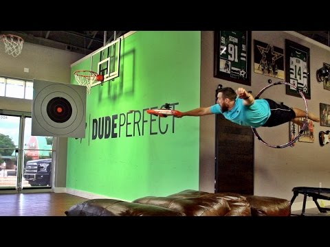 Thumbnail: Nerf Blasters Battle | Dude Perfect