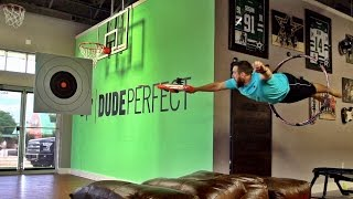 Repeat youtube video Nerf Blasters Battle | Dude Perfect