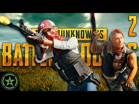Let's Play - PlayerUnknown's Battlegrounds: Boot Camp (#2)