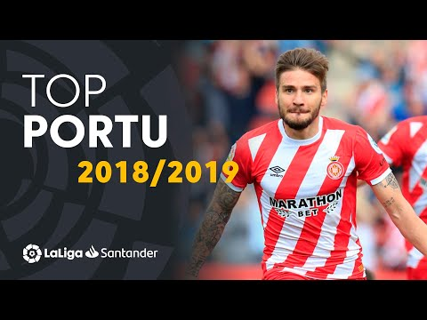 TOP Moments Portu LaLiga Santander 2018/2019