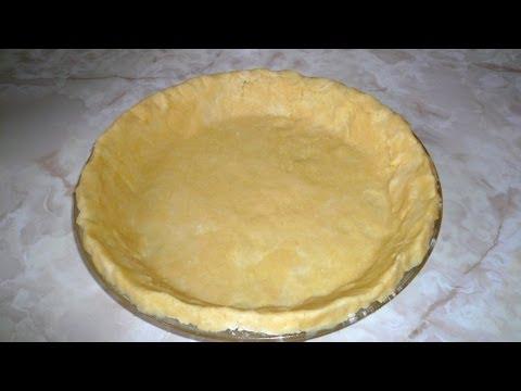 masa para pie de limon facil