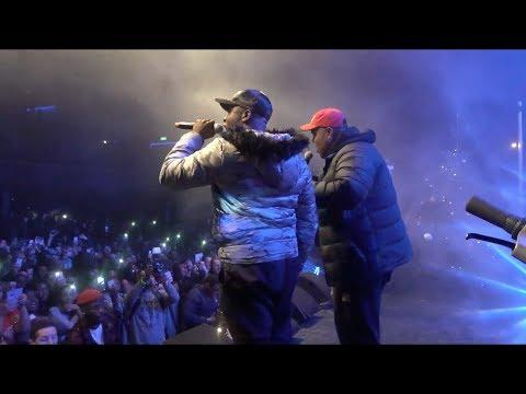 BIG SHAQ - MANS NOT HOT FT ASZNEE (LIVE PERFORMANCE)