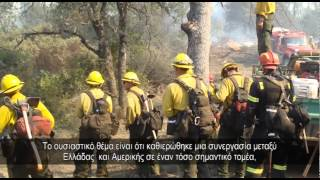 U.S. Forest Service Fire Chief reaffirms strong bilateral cooperation in wildfire management