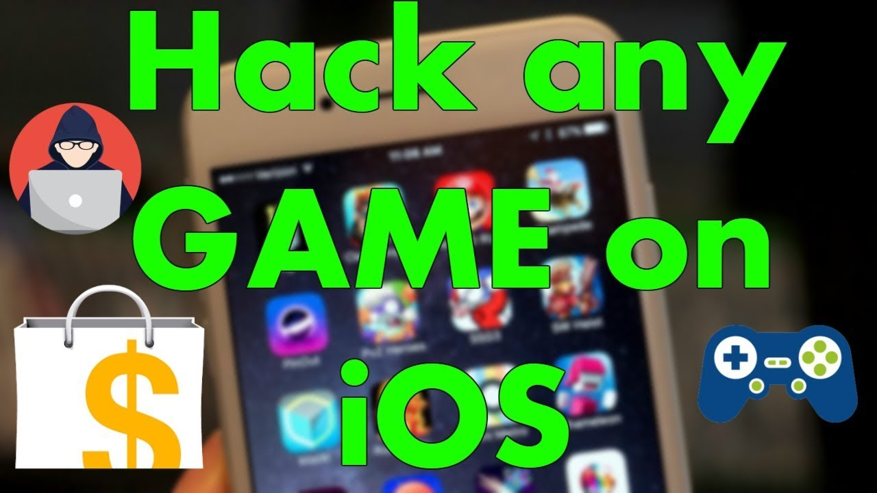 How To HACK ANY IOS GAME NO JAILBREAK *NEW* [Working 2019] (Without  Jailbreak)
