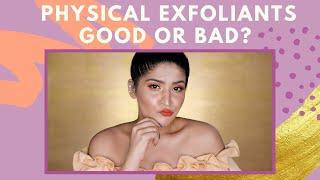 Are Physical Exfoliants Really That Bad? + My Favourite Scrubs | Shreya Jain