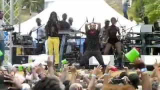 Machel Montano Live - Vybz cyah done