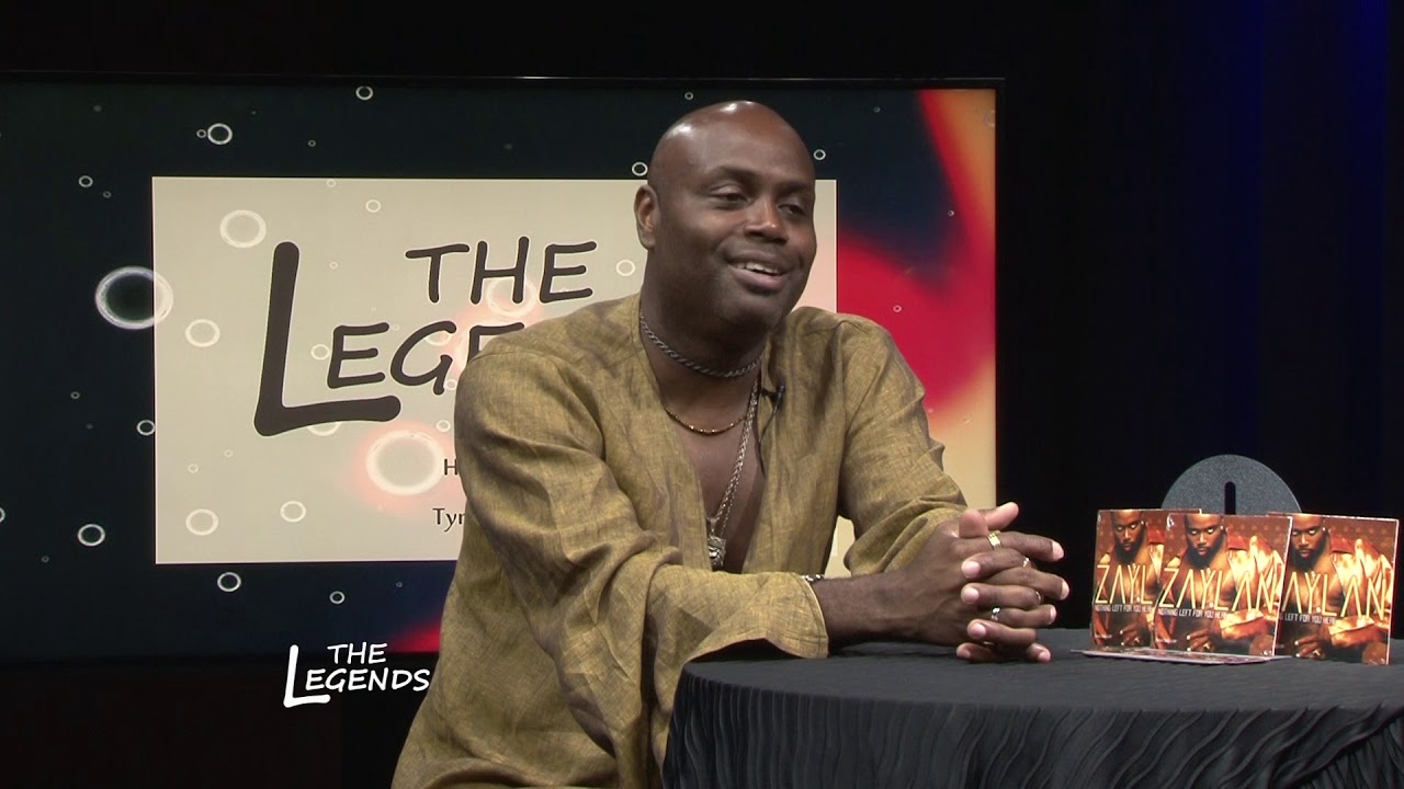 TYRONE LOWE INTERVIEWS THE RECORDING ARTIST ZAYLAN & DIRECTS 2 MUSIC VIDEOS ON THE ARTIST.