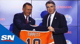 Edmonton Oilers Announce Dave Tippett As New Head Coach   FULL Press Conference