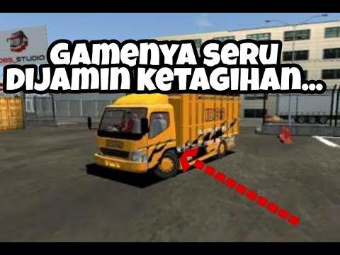 Review IDBS Truck Simulator Indonesia....