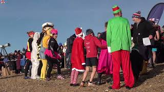 RNLI West Mersea Boxing Day Dip 2017