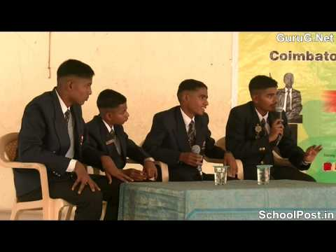 Part C   Semi finalists of Coimbatore's Biggest Debate Competition mp4