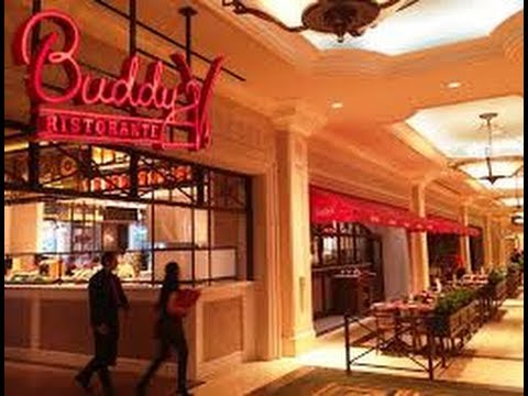 Cake Boss Buddy Valastro Restaurant Las Vegas V S Venetian Review 2017
